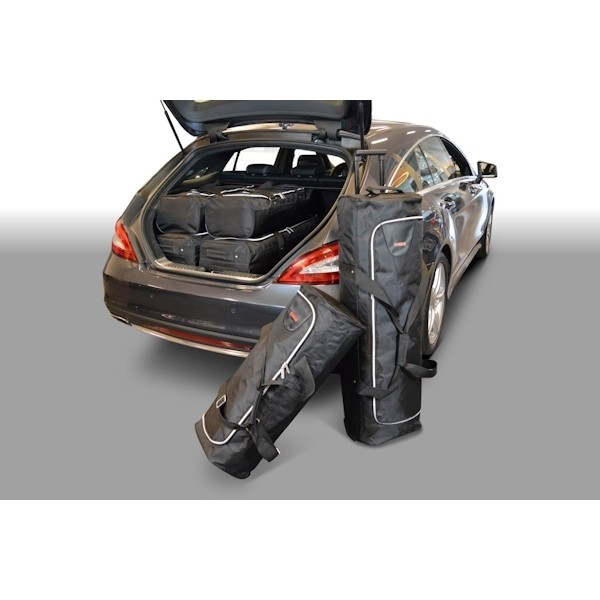 Car Bags M21901S Mercedes CLS Shooting Brake (X218) Bj. 12- Reisetaschen Set