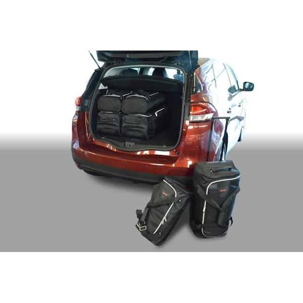 Car Bags R11301S RENAULT Scenic IV Bj. 16- Reisetaschen Set