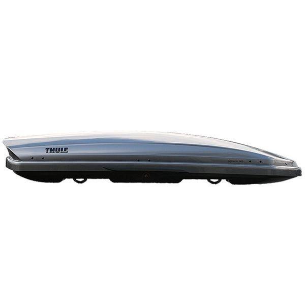 Dachbox THULE Dynamic 800 M titan glänzend