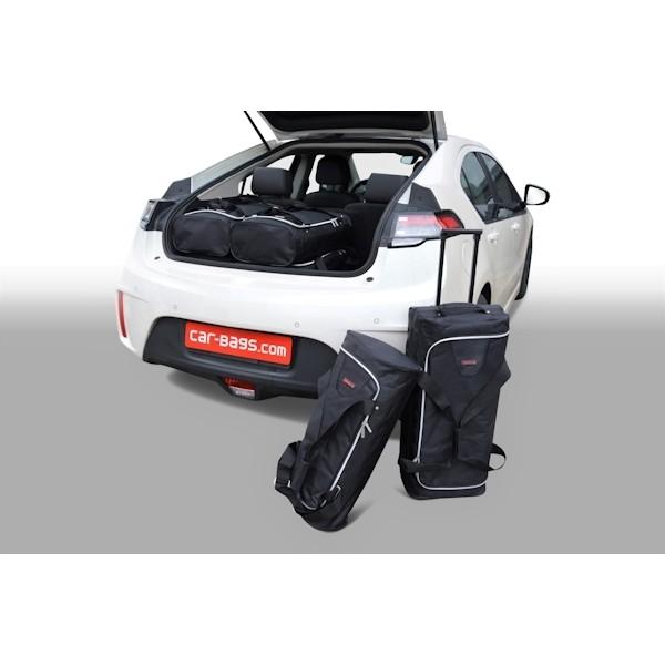 Car Bags O10601S Opel Ampera 5-T. Bj. 12- Reisetaschen Set