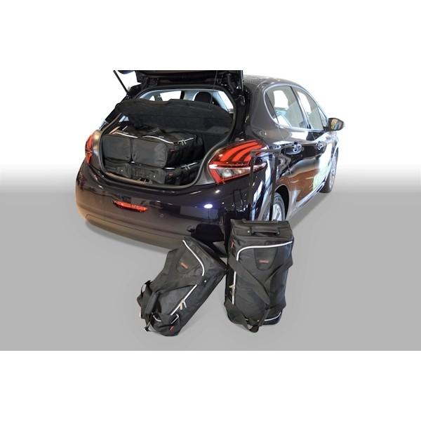 Car Bags P11301S Peugeot 208 Bj. 12-19 Reisetaschen Set