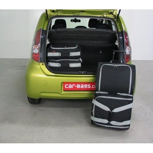 Car Bags S40101S Subaru Justy 5-T. Bj. 07-11 Reisetaschen Set