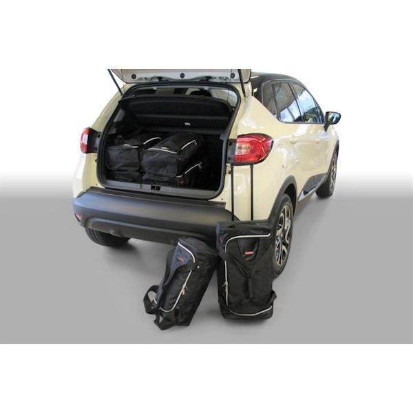 Car Bags R10501S Renault Captur Bj. 14-19 Reisetaschen Set