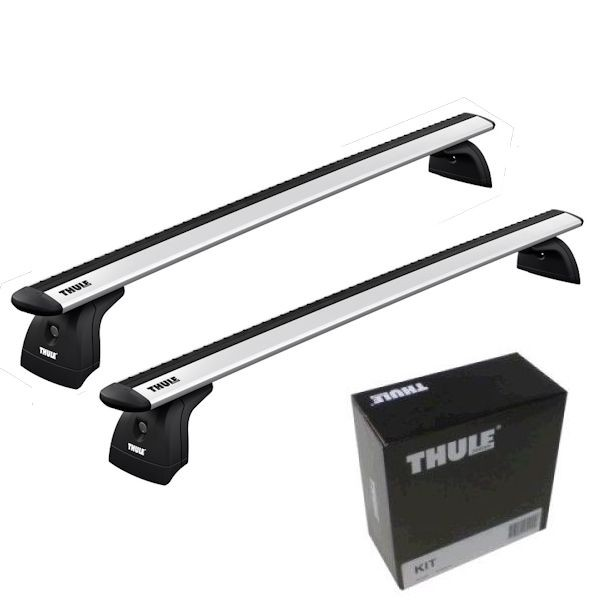 Dachträger Ford Tourneo Connect 5-T Bus 03-13 Fixpkt. THULE Alu Evo