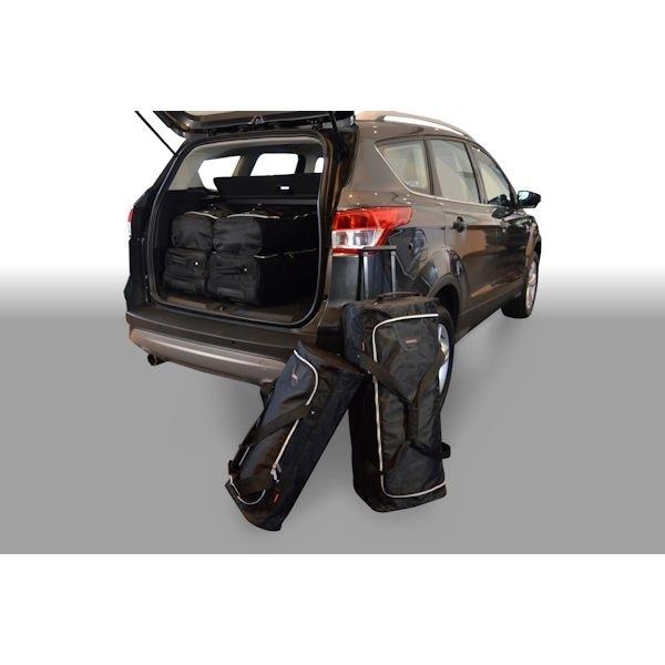 Car Bags F10601S Ford Kuga II Bj. 12-20 Reisetaschen Set