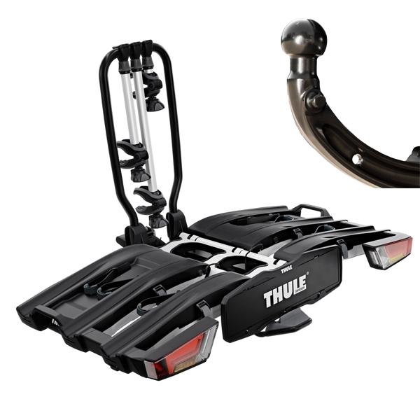 THULE 9665 EasyFold XT F 3 Fix4Bike Fahrradträger faltbar