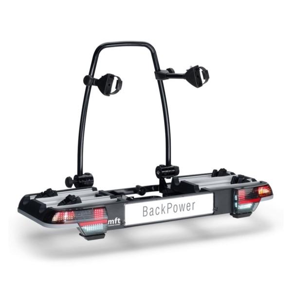 MFT 1202 BackPower euro-select bike Fahrradträger 2er