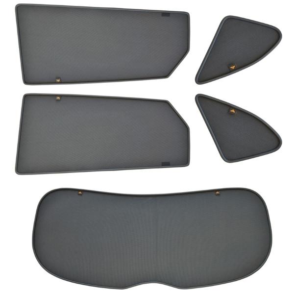 Sonnenschutz Set Magnetisch VW Passat Variant Kombi 2015- ohne eingeb Sonnenschutz Trokot VW-1999-10