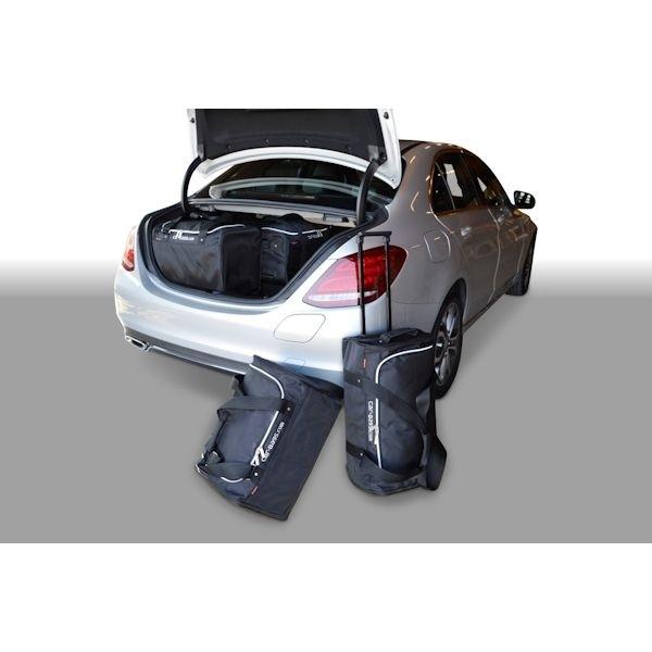 Car Bags M21801S Mercedes C-Klasse Plug-In Hybrid (W205) Bj. 15- Reisetaschen Set