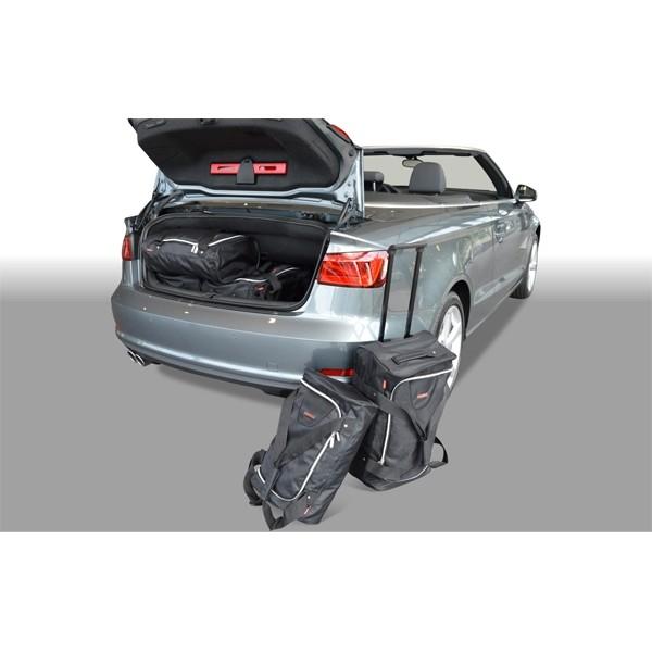 Car Bags A22001S Audi A3 Cabrio Bj. 13- Reisetaschen Set