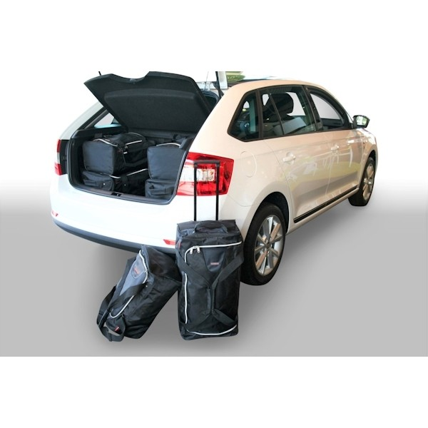 Car Bags S50701S SKODA Rapid Spaceback Kombi Bj. 13- Reisetaschen Set
