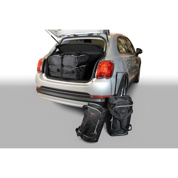 Car Bags F20202S FIAT 500X 5-T. Bj. 15- Reisetaschen Set