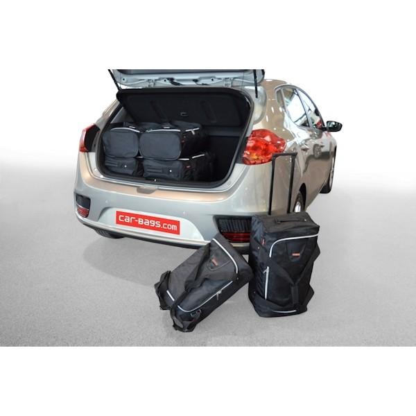 Car Bags K11301S Kia Ceed (JD) 5-T. Bj. 12-18 Reisetaschen Set