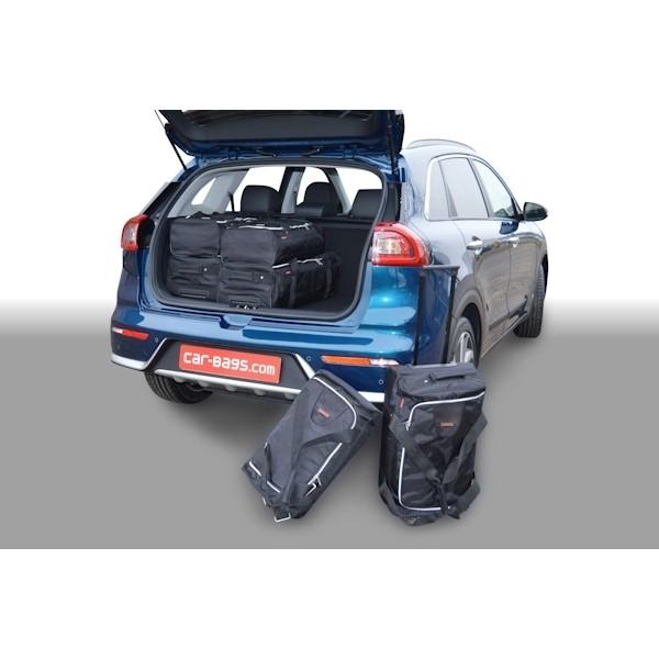 Car Bags K11501S Kia Niro Bj. 16- Reisetaschen Set