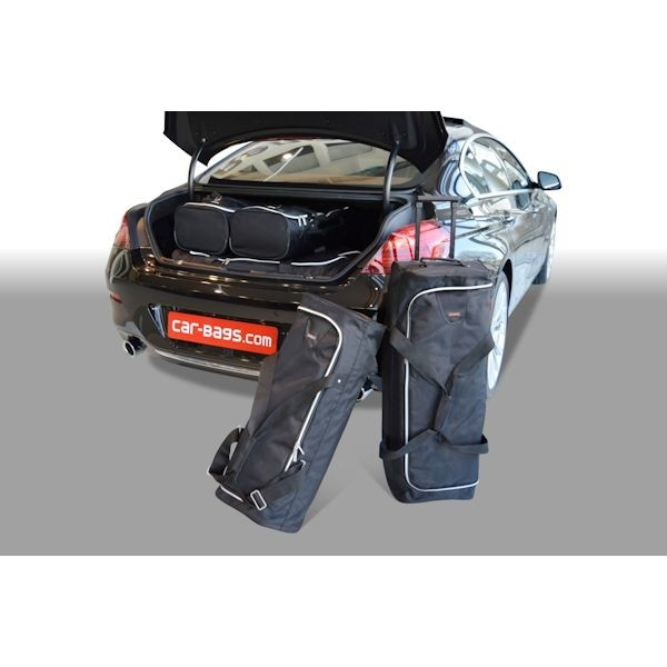 Car Bags B12301S BMW 6 er Gran Coupe (F06) 4-Türer Bj. 13-18 Reisetaschen Set